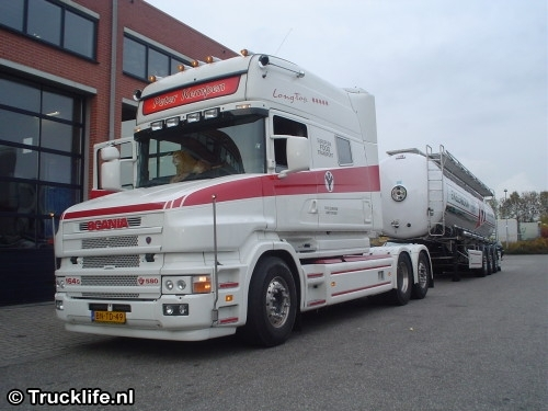 Scania R640 TCab